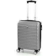 Modo by Roncato Houston 55, ezüst - TSA záras utazóbőrönd