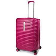 Modo by Roncato Vega 68 cm, 4 kerék, EXP., rózsaszín - TSA záras bőrönd