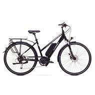 ROMET E-BIKE ERT 100 D - Női elektromos túrakerékpár