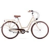 ROMET TURING 3S, bézs - Női városi kerékpár