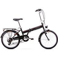 ROMET WIGRY 1, piros - Összecsukható kerékpár