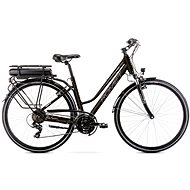 """ROMET GAZELA E-BIKE 1 méret M / 18 """" - Elektromos kerékpár"""