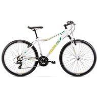 """ROMET JOLENE 6.0 fehér - mérete M/17"""" - Hegyi kerékpár 26"""""""