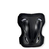 Görkorcsolya SKATE GEAR ELBOW PAD fekete - Védőfelszerelés