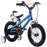 """RoyalBaby Freestyle 14"""" kék - Gyerek kerékpár"""