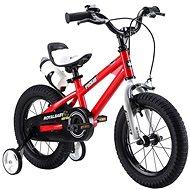 """RoyalBaby Freestyle 16"""" piros - Gyerek kerékpár"""