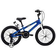 """RoyalBaby FREESTYLE 18"""" kék - Gyerek kerékpár 18"""""""