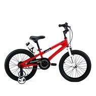 """RoyalBaby Freestyle 18"""" piros - Gyerek kerékpár"""