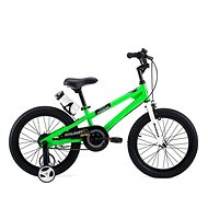 """RoyalBaby FREESTYLE 18"""" zöld - Gyerek kerékpár 18"""""""