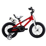 """RoyalBaby Freestyle 12"""" piros - Gyerek kerékpár"""