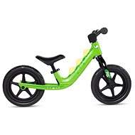 RoyalBaby gyermek futóbicikli dinoszaurusz zöld - Futókerékpár
