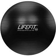 Lifefit anti-burst 55 cm, fekete - Fitnesz labda