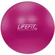 Lifefit anti-burst bordó - Fitnesz labda
