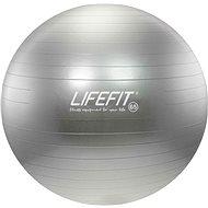 Lifefit Anti-burst 65 cm ezüst labda - Fitnesz labda