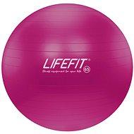 Lifefit Anti-burst 65 cm bordó labda - Fitnesz labda
