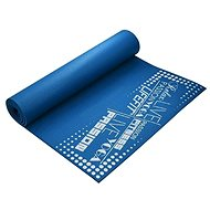 Lifefit Slimfit plus gimnasztikai szőnyeg, kék - Fitnesz szőnyeg