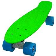 Sulov Neon Speedway zöld-kék - Penny board gördeszka