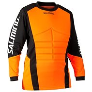 SALMING Atlas Jersey JR Orange/Black 164 - Trikó
