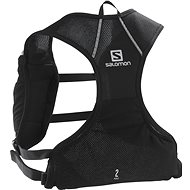 Salomon AGILE 2 SET Black - Sporthátizsák