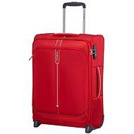 Samsonite Popsoda UPRIGHT 55 Red - TSA záras bőrönd
