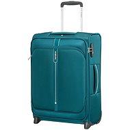 Samsonite Popsoda UPRIGHT 55 Teal - TSA záras bőrönd