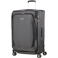 Samsonite X-Blade 4.0 SPINNER 78 EXP Grey/Black - TSA záras bőrönd