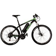Sava e27 Alu 1.0 - Elektromos kerékpár