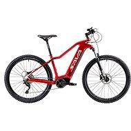 """Sava 29"""" DECK 9.1 méret 17"""" /M -piros - Elektromos kerékpár"""
