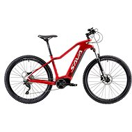 """Sava 29"""" DECK 9.1 red - Elektromos kerékpár"""
