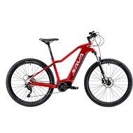 """Sava 29"""" DECK 9.1 mérete 21""""/XL - piros - Elektromos kerékpár"""