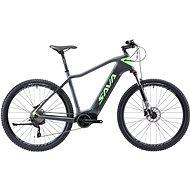 """Sava 29"""" DECK 9.1 mérete 17""""/M - szürke - Elektromos kerékpár"""