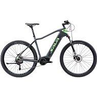 """Sava 29"""" DECK 9.1 mérete 19""""/L - szürke - Elektromos kerékpár"""