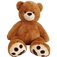 Medve - 135 cm, csokoládé - Plüssjáték