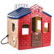 Little Tikes gyermek játszóház City - földszínek - Játszóház