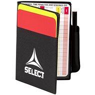 Select Referee cards set - Labdarúgó játékvezető felszerelés