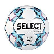 Select FB Brillant Super TB, white/blue - Focilabda