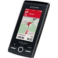 Sigma Rox 12.0 Sport Basic szürke - Kerékpáros navigáció