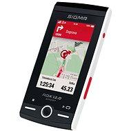 Sigma Rox 12.0 Sport Set fehér - Kerékpáros navigáció