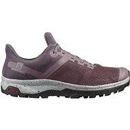 Salomon OUTline Prism GTX W lila/szürke - Trekking cipő