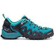 Salewa WS Wildfire Edge kék/fekete - Trekking cipő