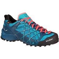 Salewa WS Wildfire GTX kék / fekete EU 37/235 mm - Trekking cipő