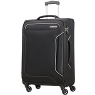 American Tourister Holiday Heat Spinner 67 Black - TSA záras bőrönd
