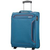 Amerikai Tourister Upright 55 Denim Blue - TSA záras utazóbőrönd