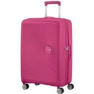 American Tourister Soundbox SPINNER 67/24 EXP TSA Magenta - TSA záras bőrönd