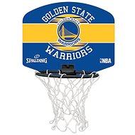 Spalding NBA miniboard Golden State Warriors - Kosárlabda kosár