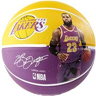 Spalding NBA Player Ball Lebron James SZ.5