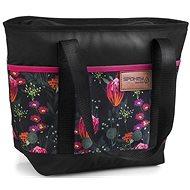 Spokey Eko Simply Kis thermo táska, fekete 39 x 15 x 27 cm - Táska