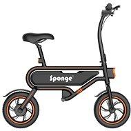 Sponge Ebike City fekete - Elektromos roller