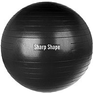 Sharp Shape Gym ball black - Fitnesz labda