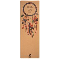 Sharp Shape Cork yoga mat Namaste